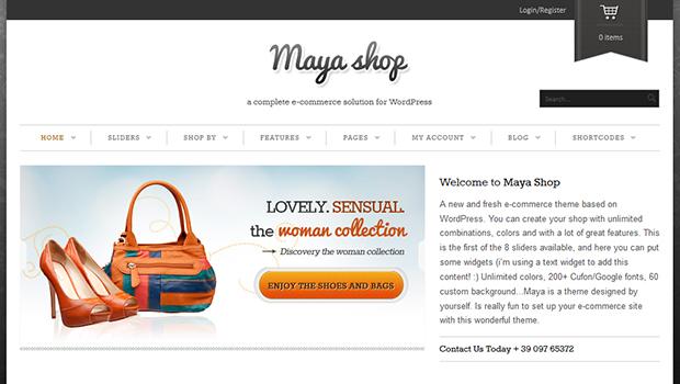 MayaShop